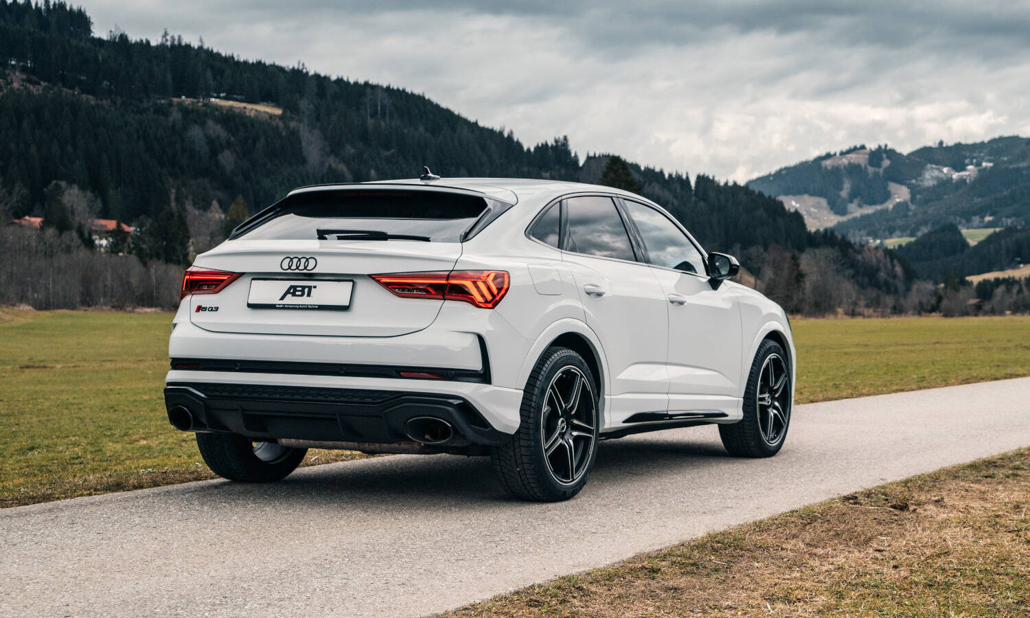 Abt Sportsline Upgrades Audi Rs Q3 To 440 Hp And New Wheels Abt Sportsline