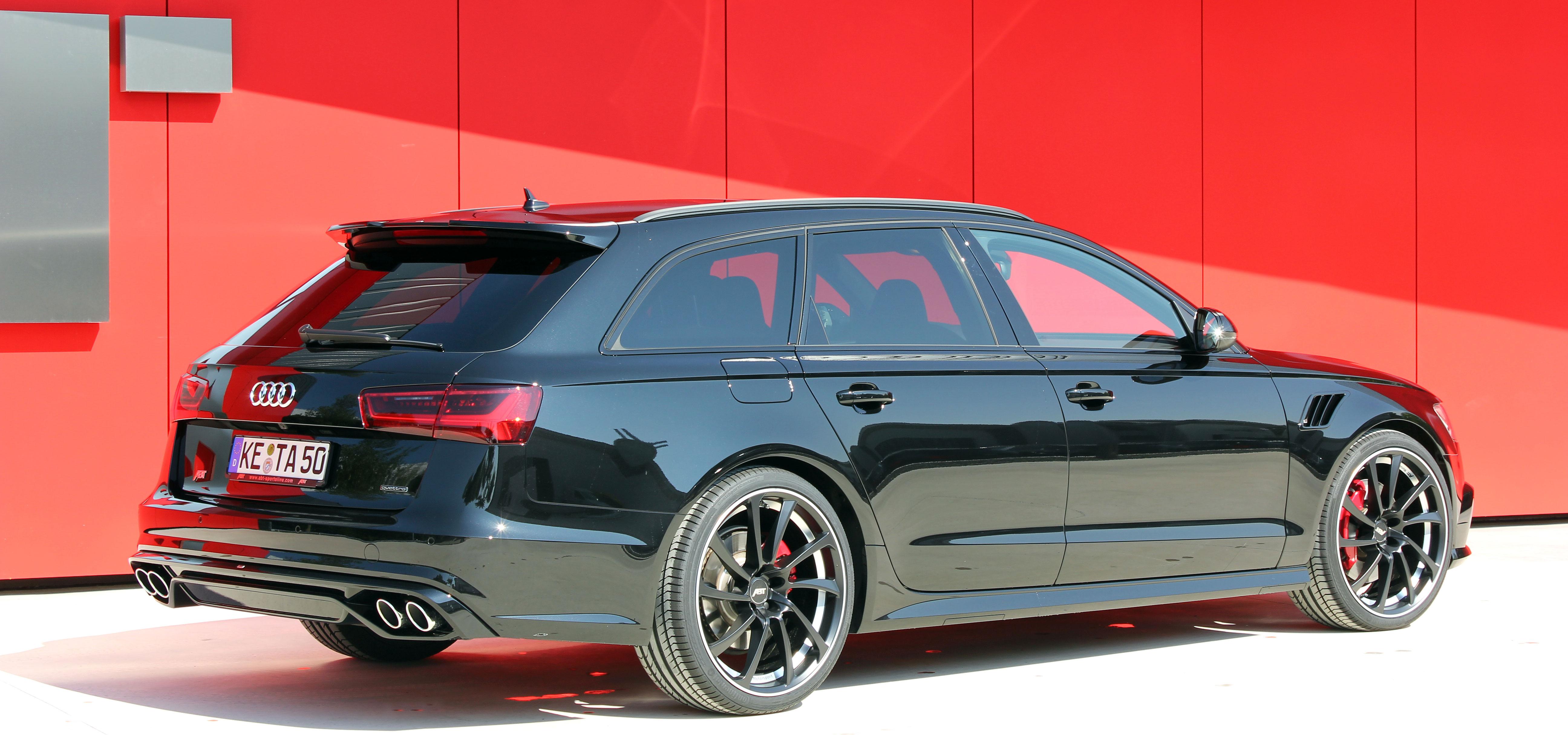 Audi A ABT Sportsline - Audi a 6