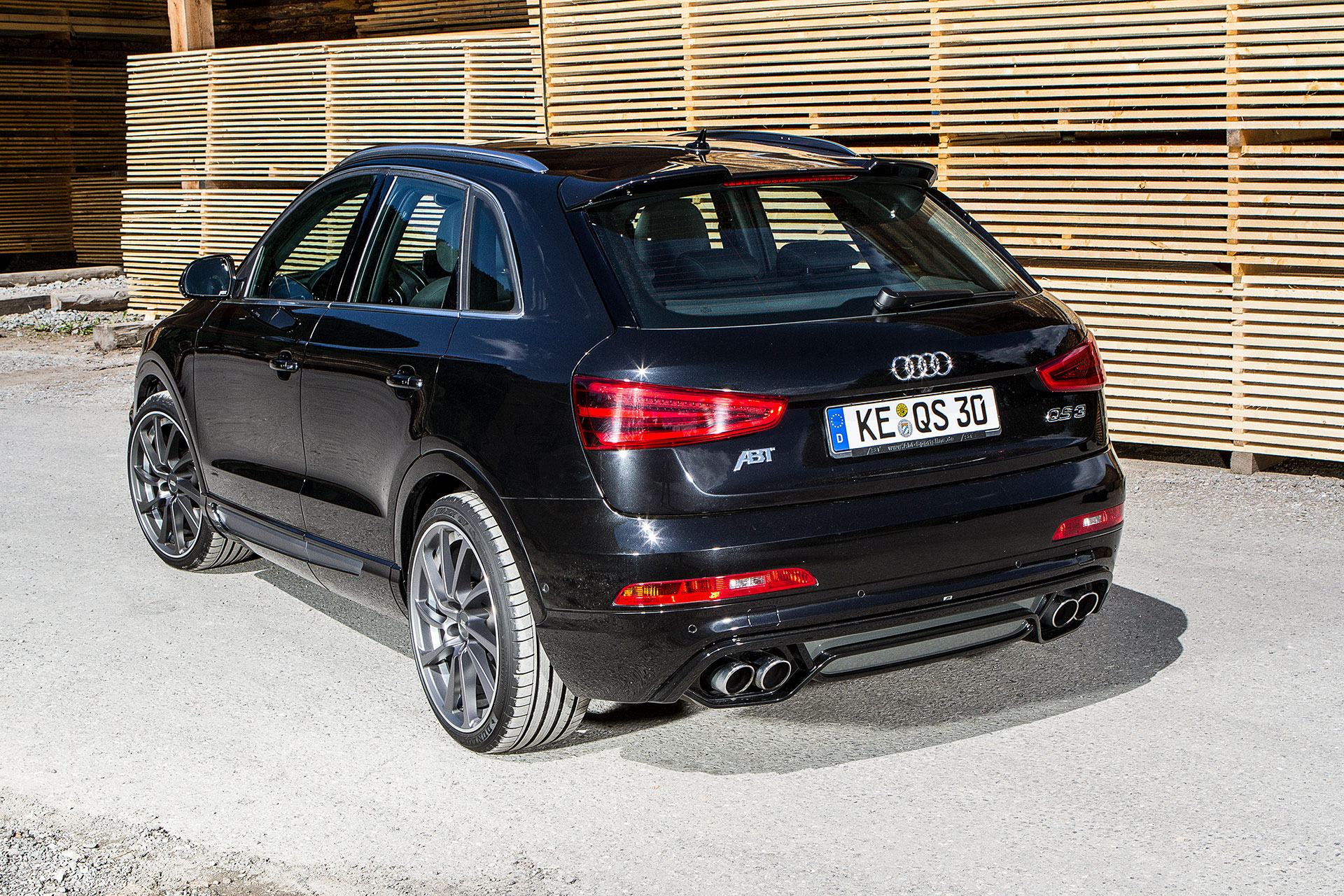 Audi Q3 Abt Sportsline A6 All Lights Meaning News About
