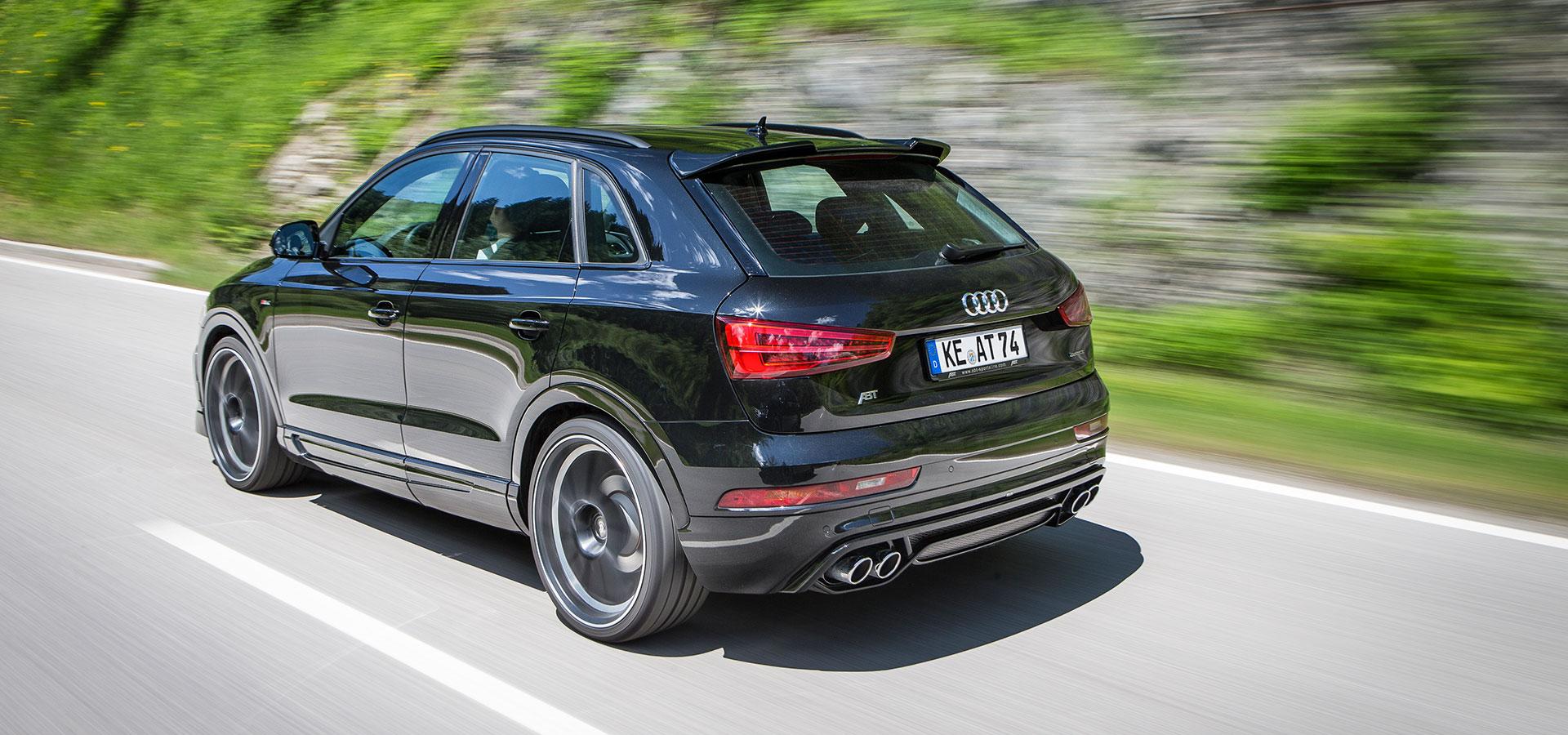 Audi Q ABT Sportsline - Q3 audi