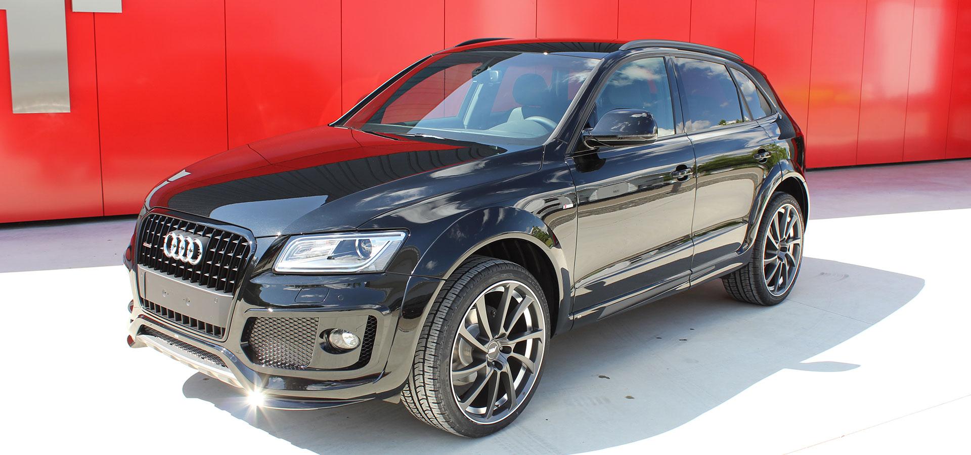 Audi Q5 - ABT Sportsline