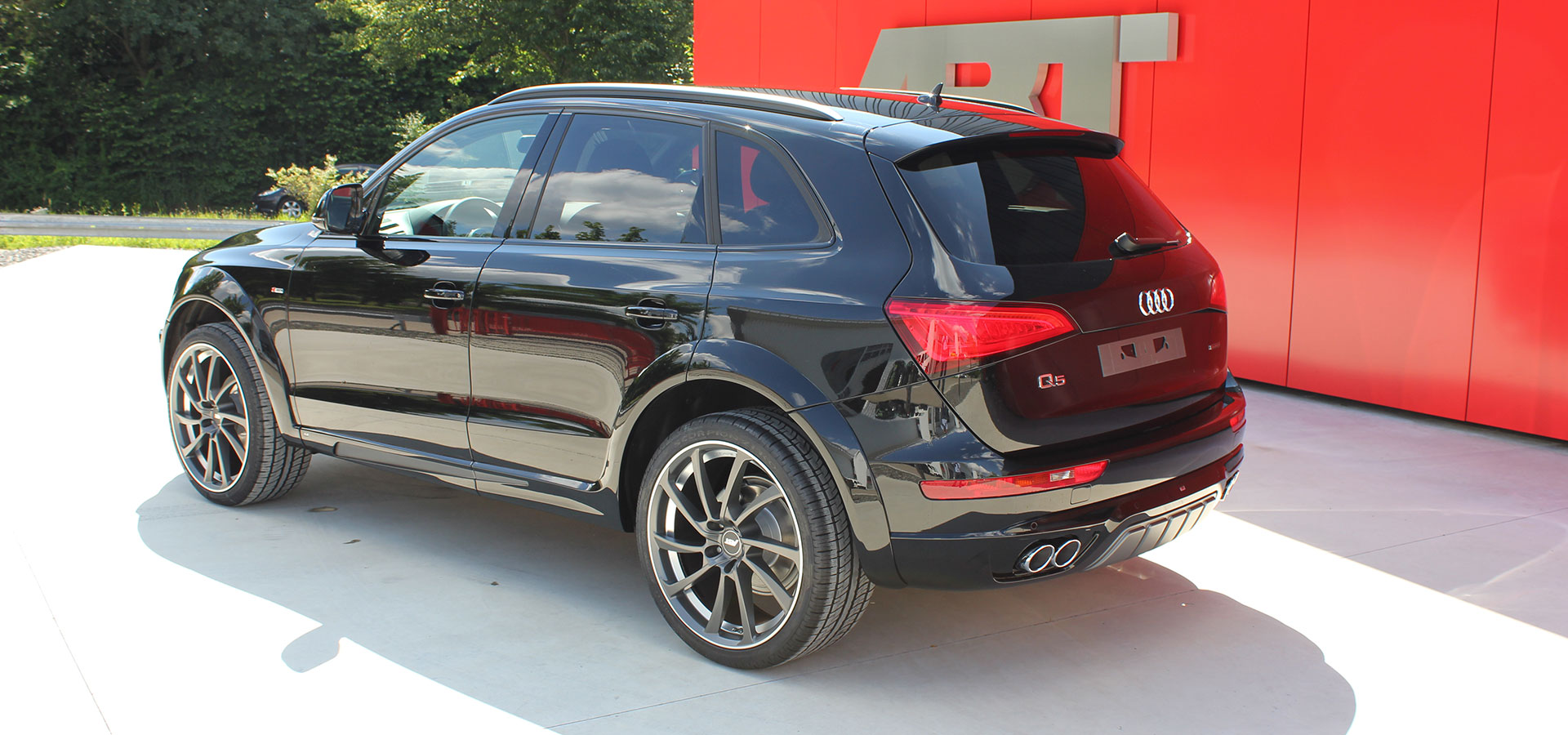 Audi q3 abt umbau