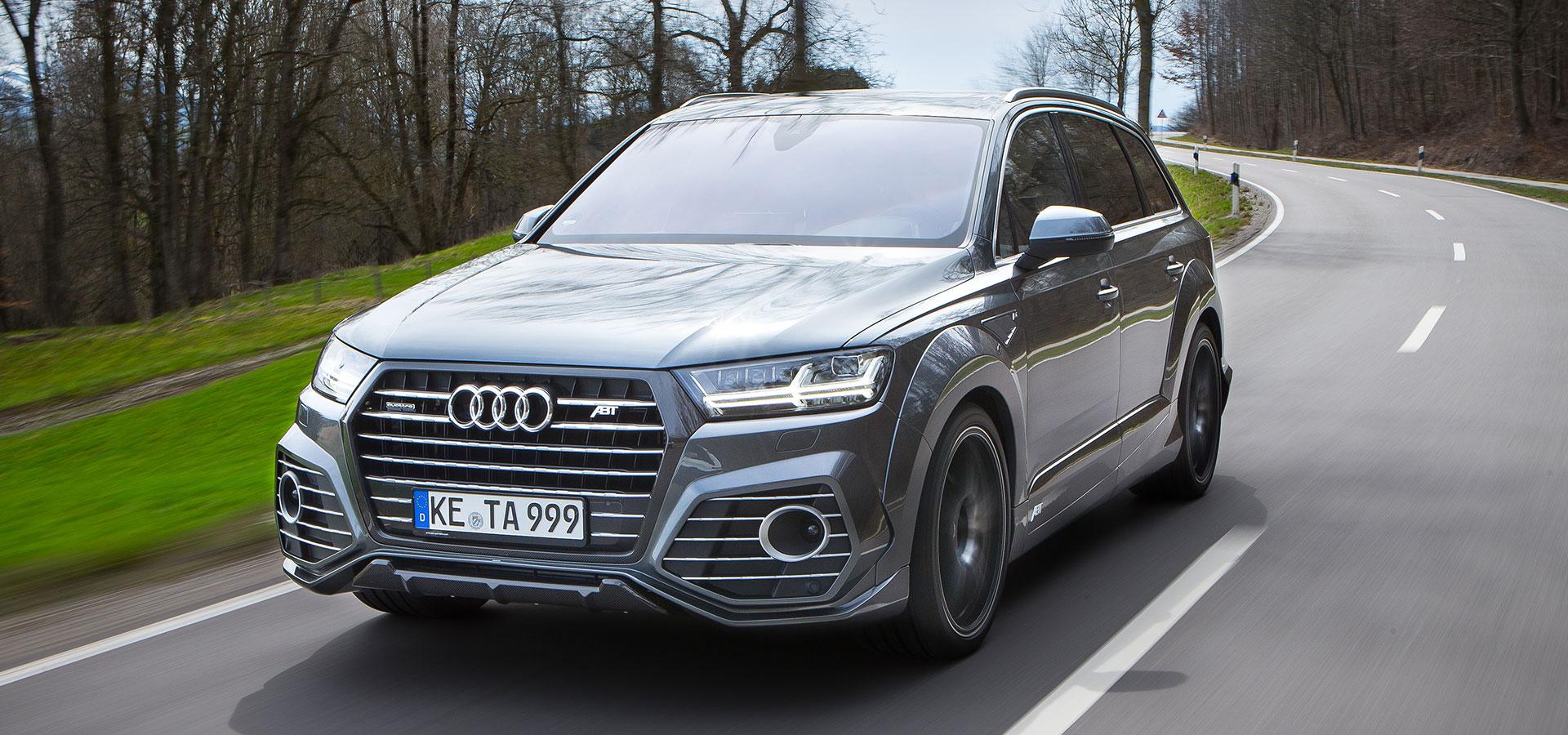 Audi Q ABT Sportsline - Audi sq7 price