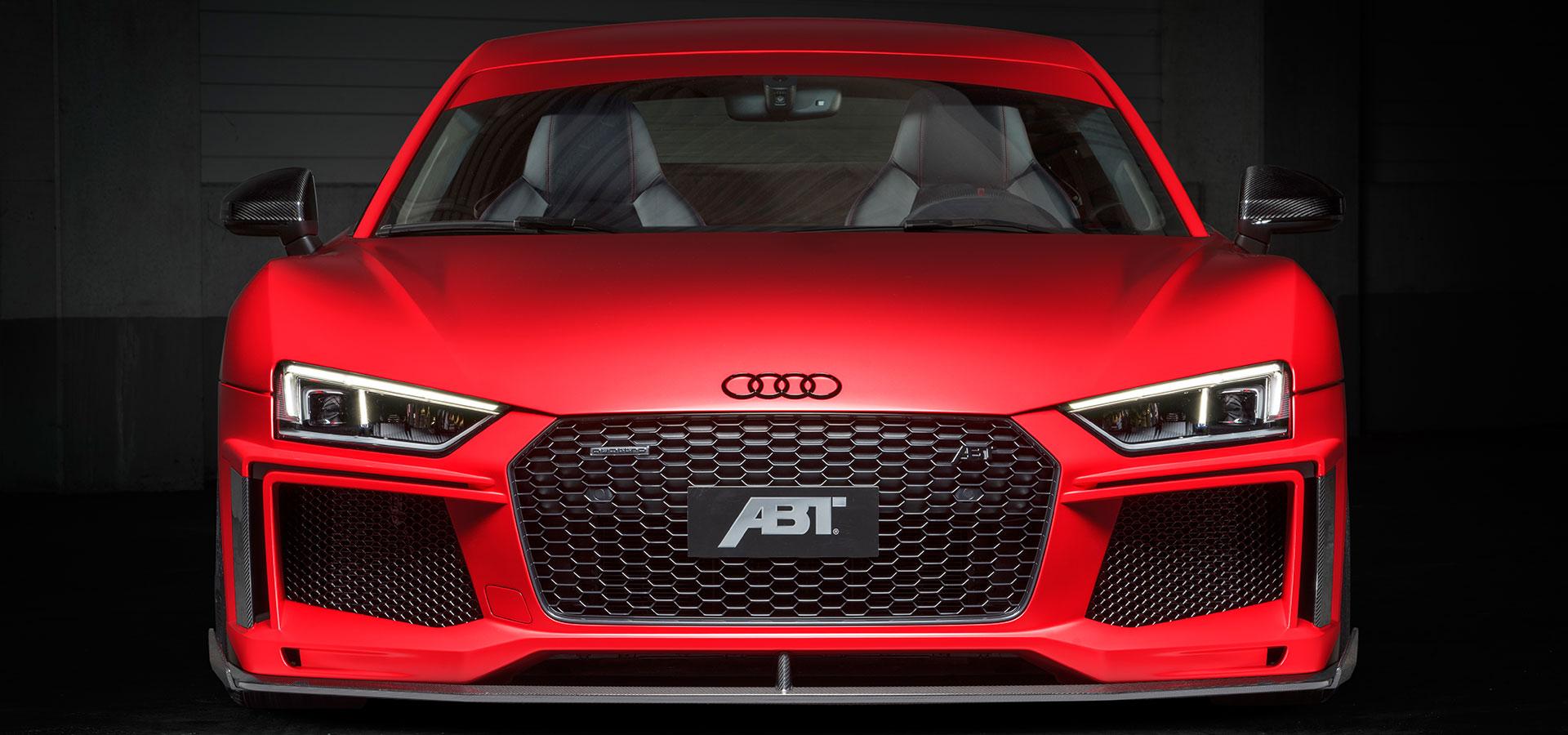 Audi R8 Abt Sportsline