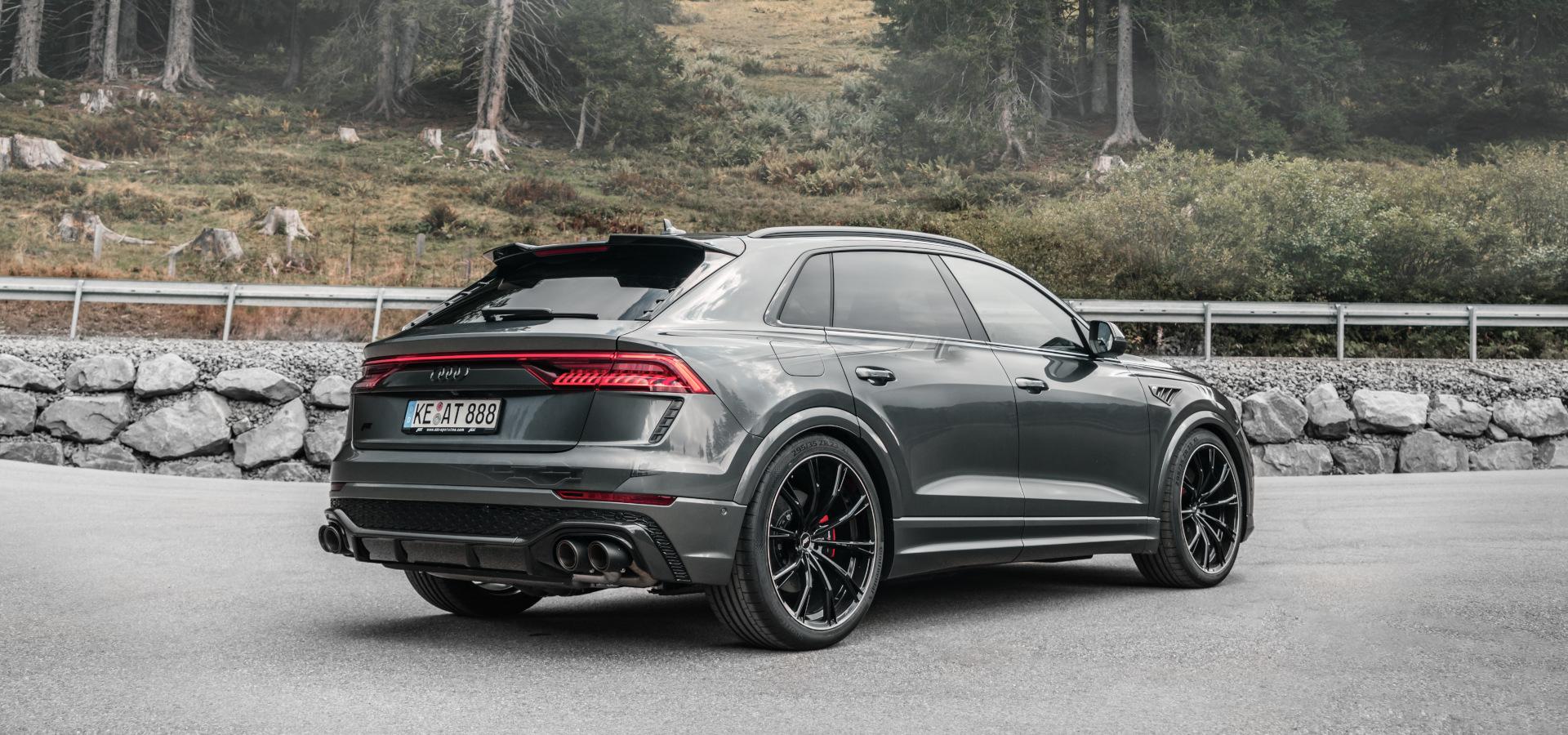 Audi Rsq8 Abt Sportsline