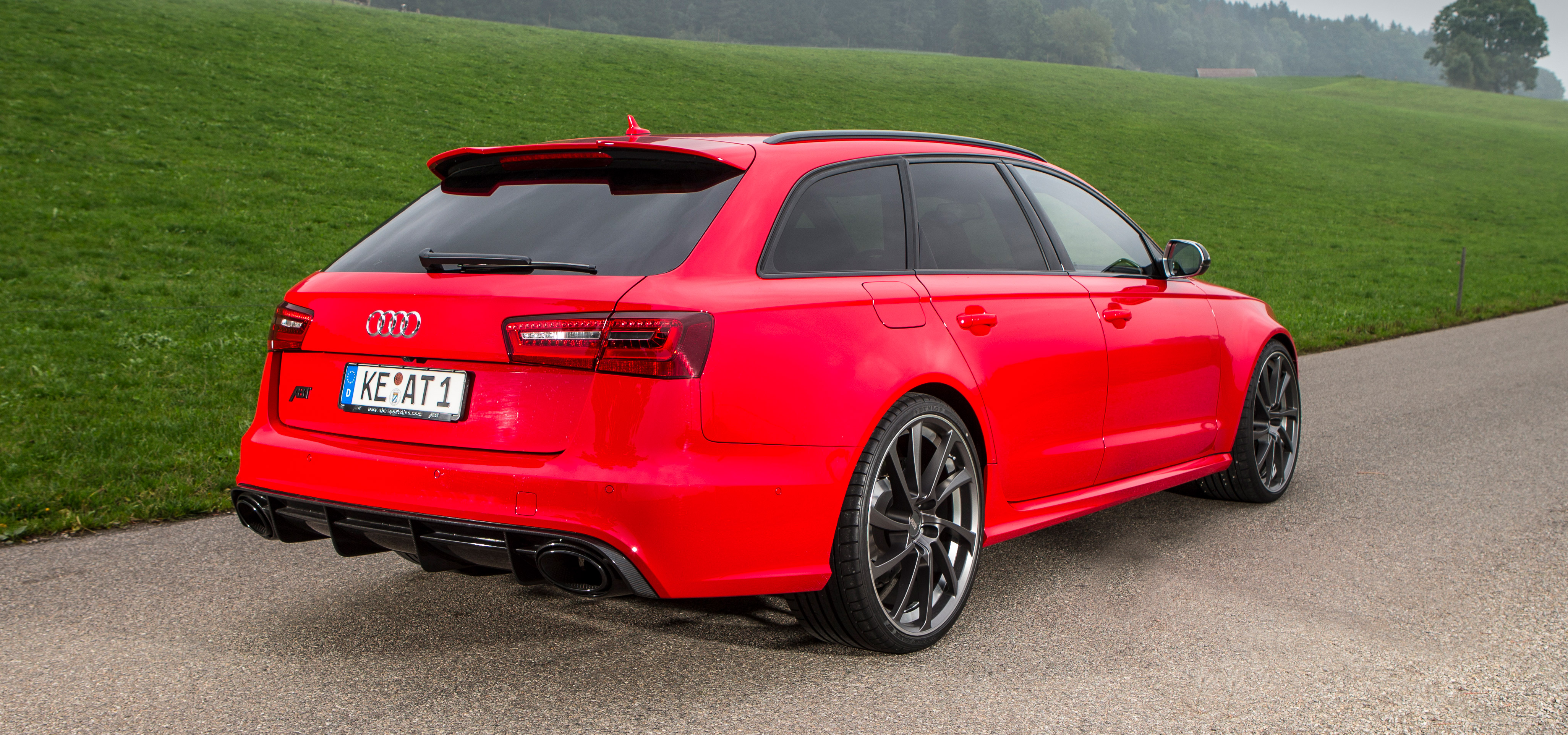 audi rs6 abt sportsline. Black Bedroom Furniture Sets. Home Design Ideas