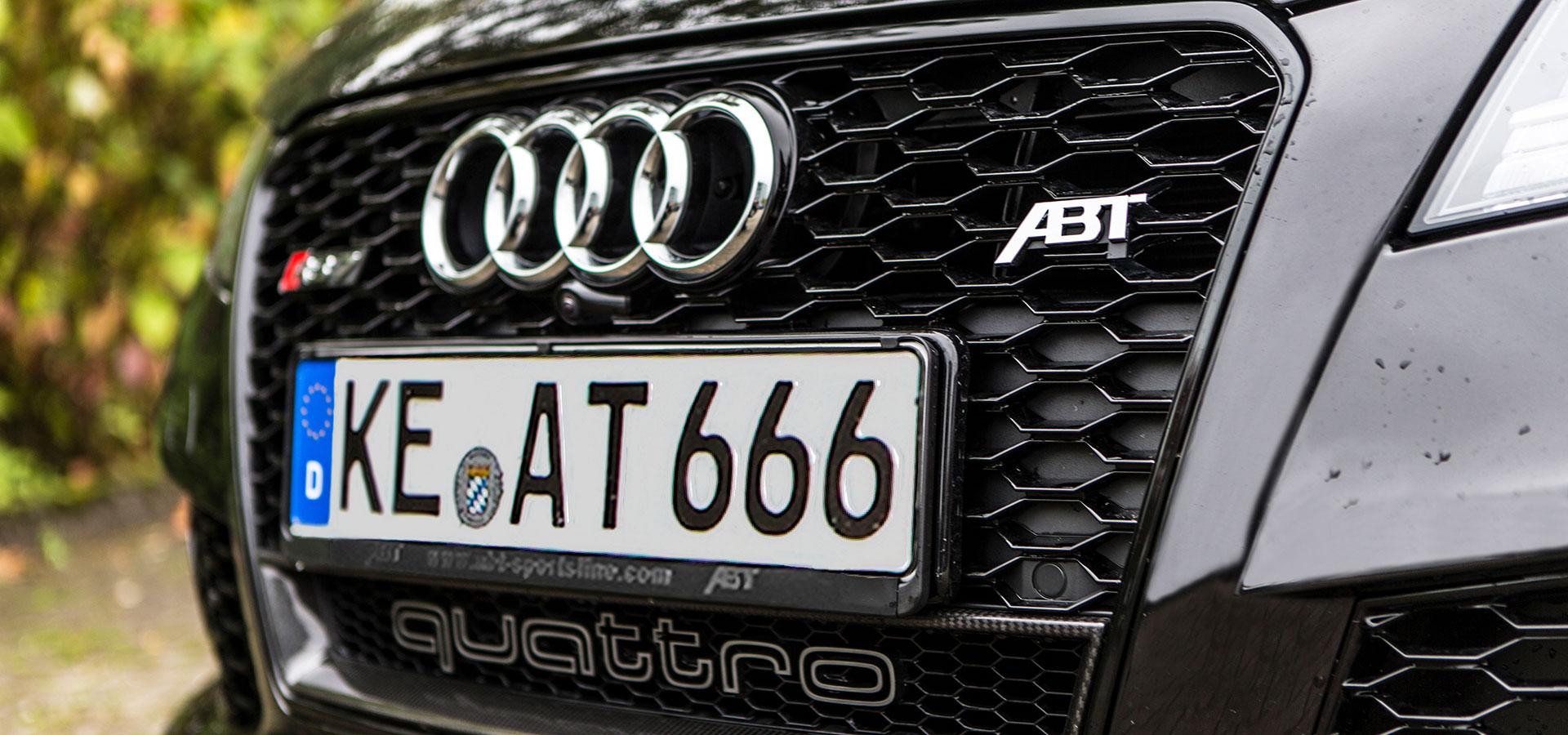 Audi RS ABT Sportsline - Audi rs7