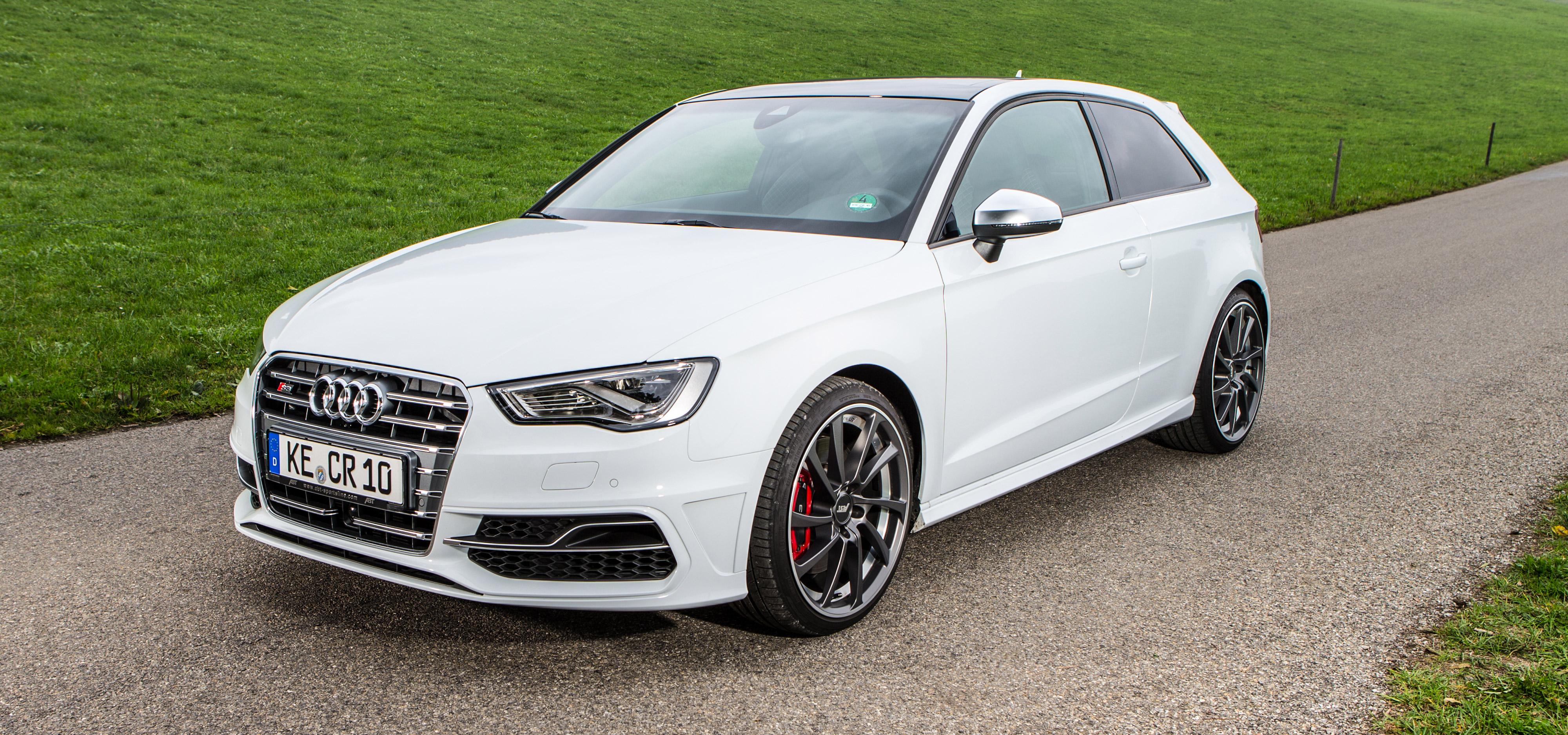 Audi S ABT Sportsline - S3 audi