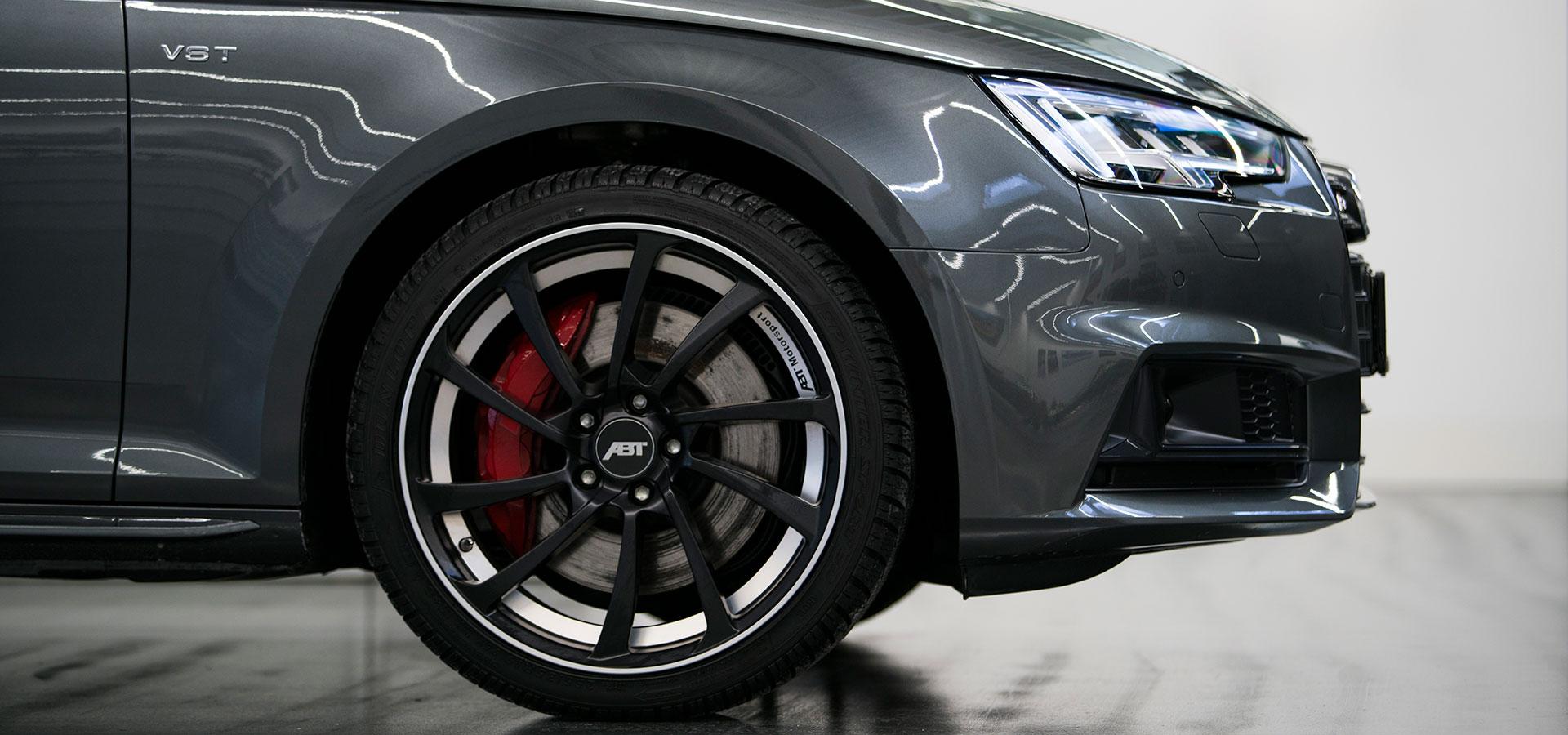 Audi S4 Abt Sportsline
