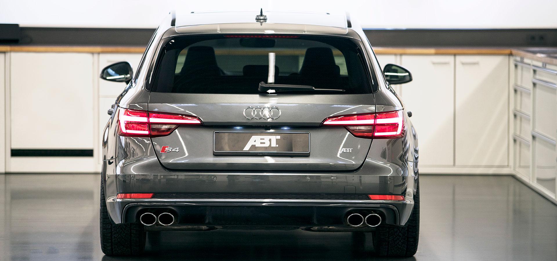 430Hp Audi S4 B9 - Disun