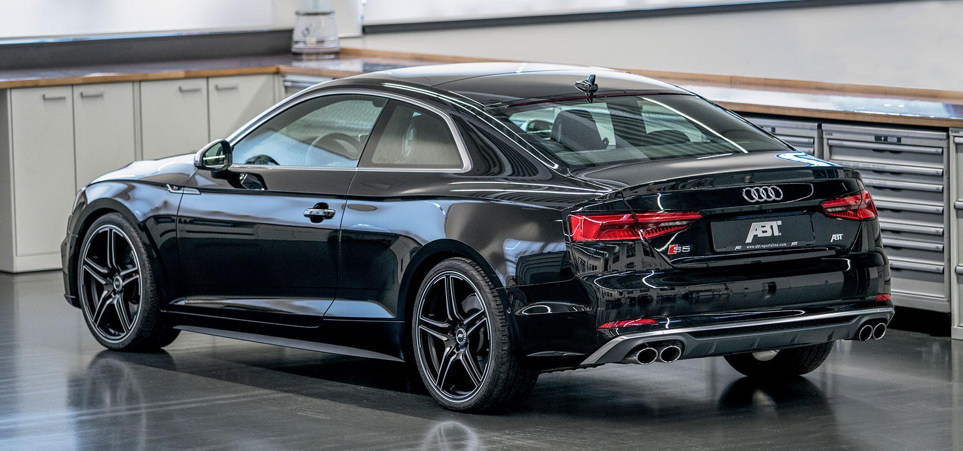 Audi S ABT Sportsline - S5 audi