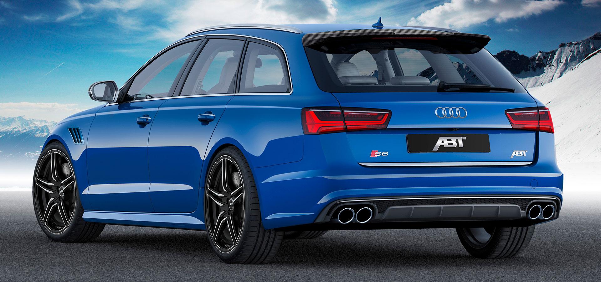 Audi S ABT Sportsline - S6 audi