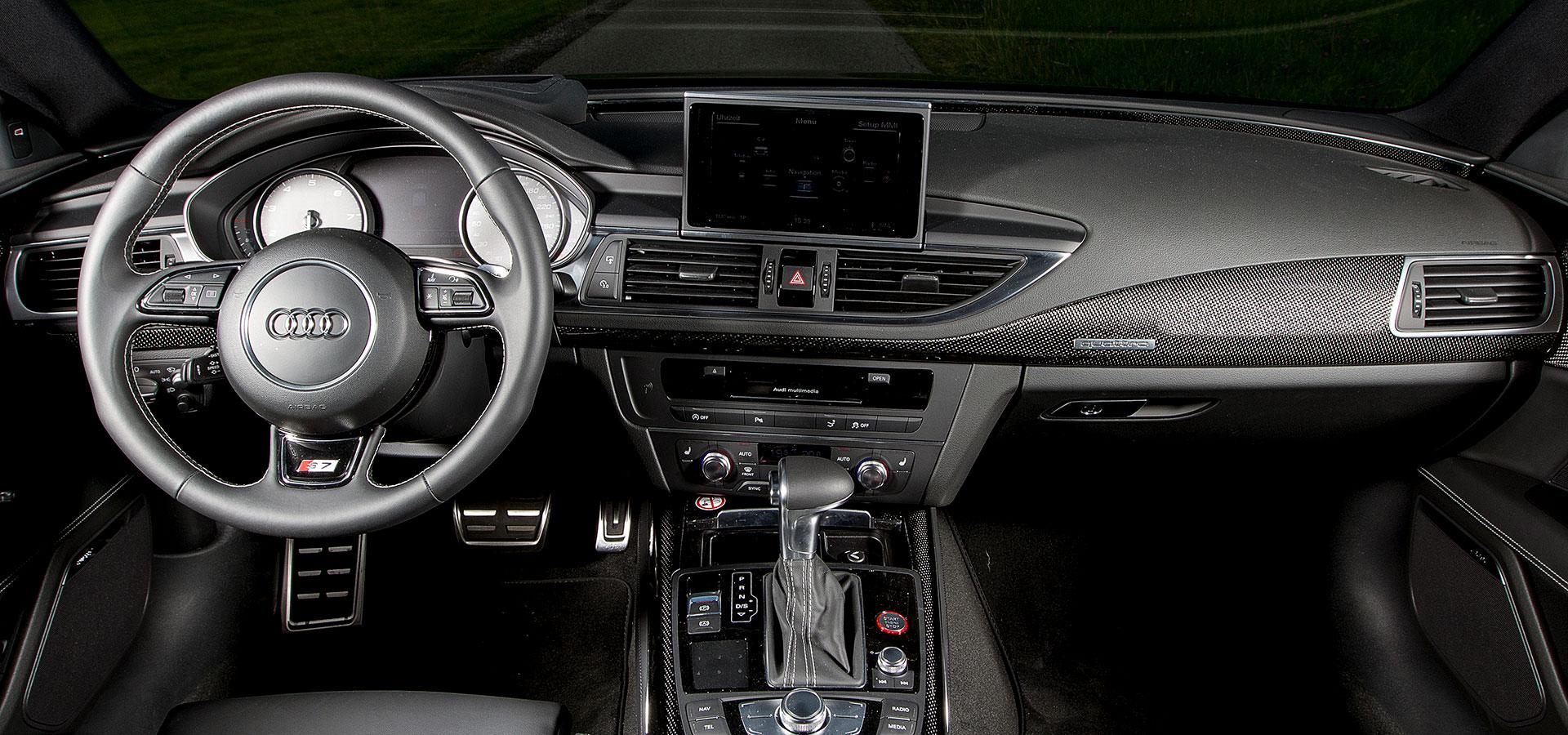 Audi S ABT Sportsline - Audi s7