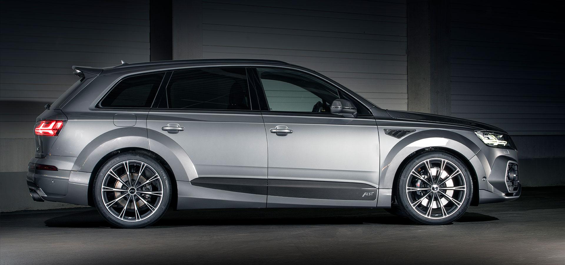 Audi SQ ABT Sportsline - Audi sq7