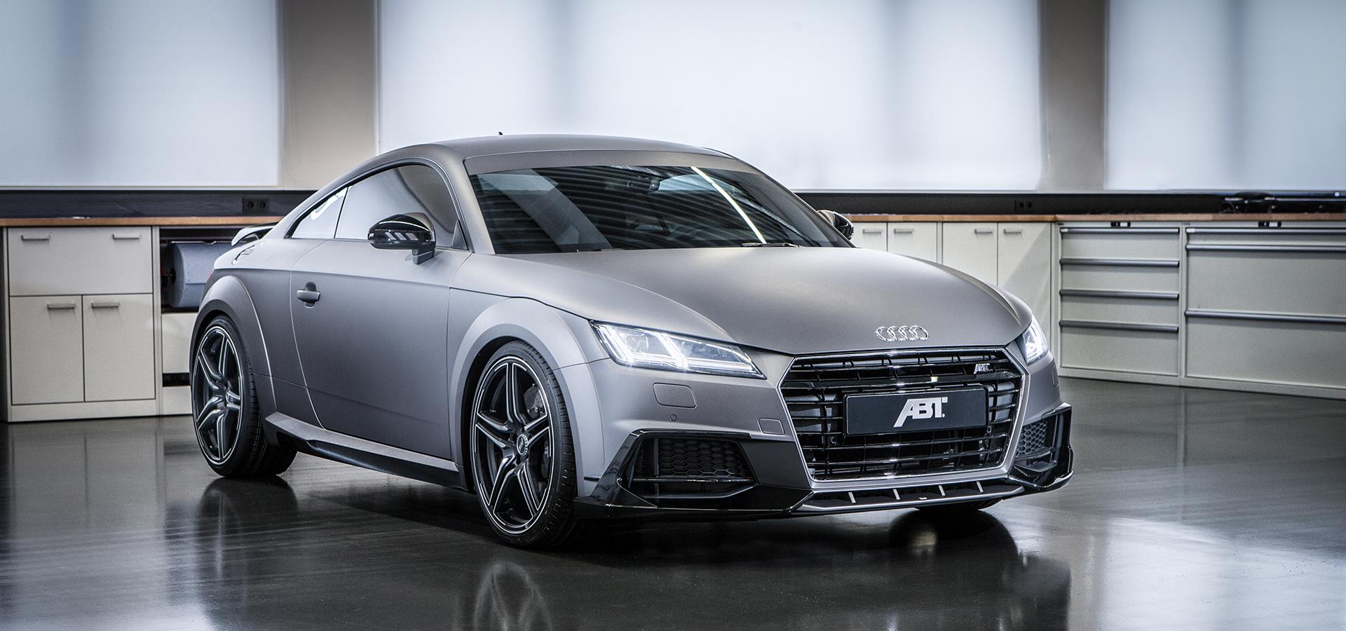 Audi TT - ABT Sportsline