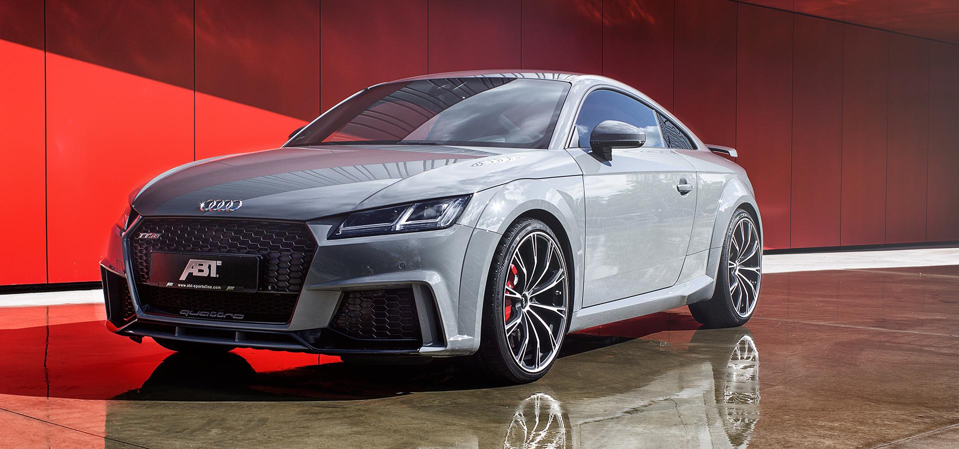 Audi Ttrs Abt Sportsline