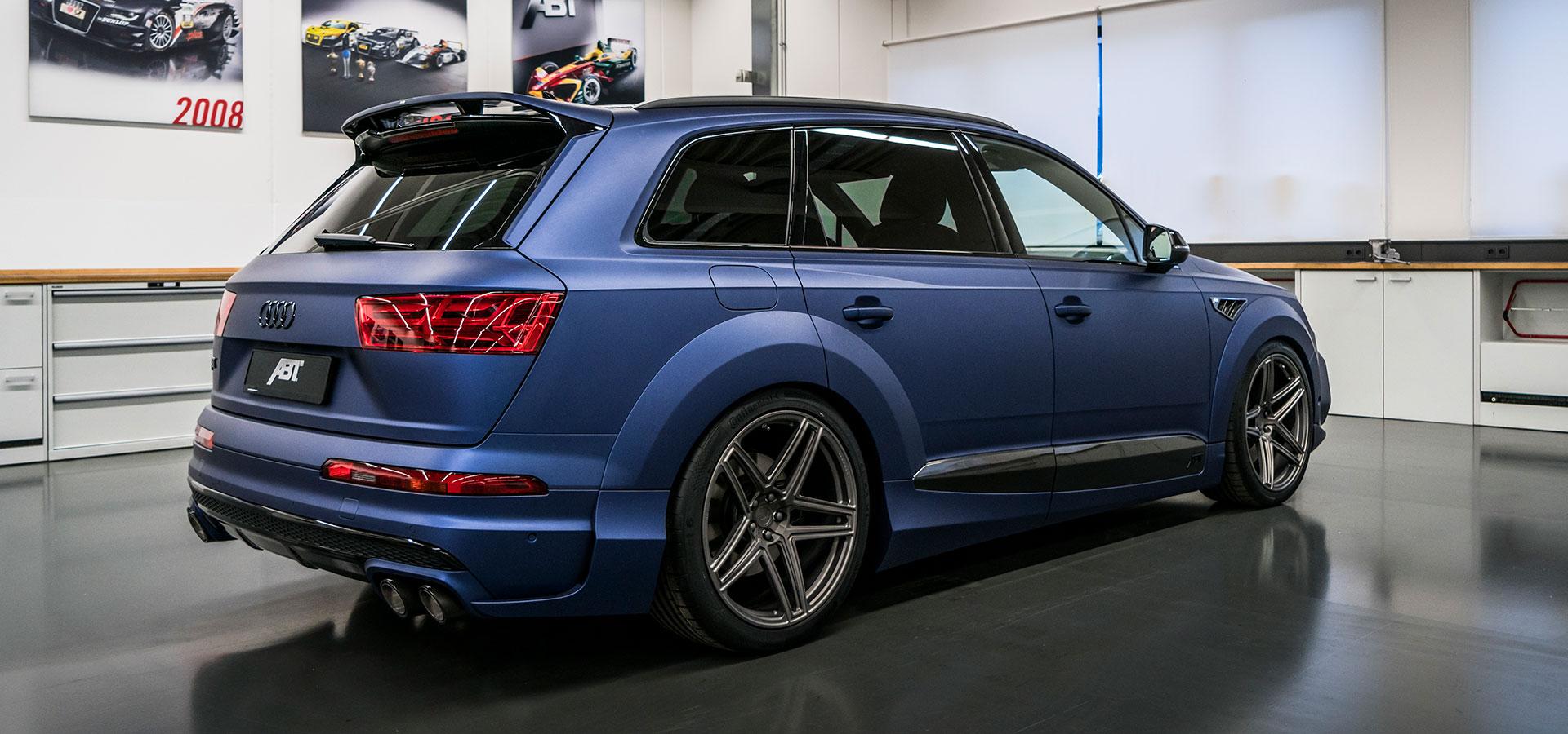 ABT Vossen SQ ABT Sportsline - Audi sq7