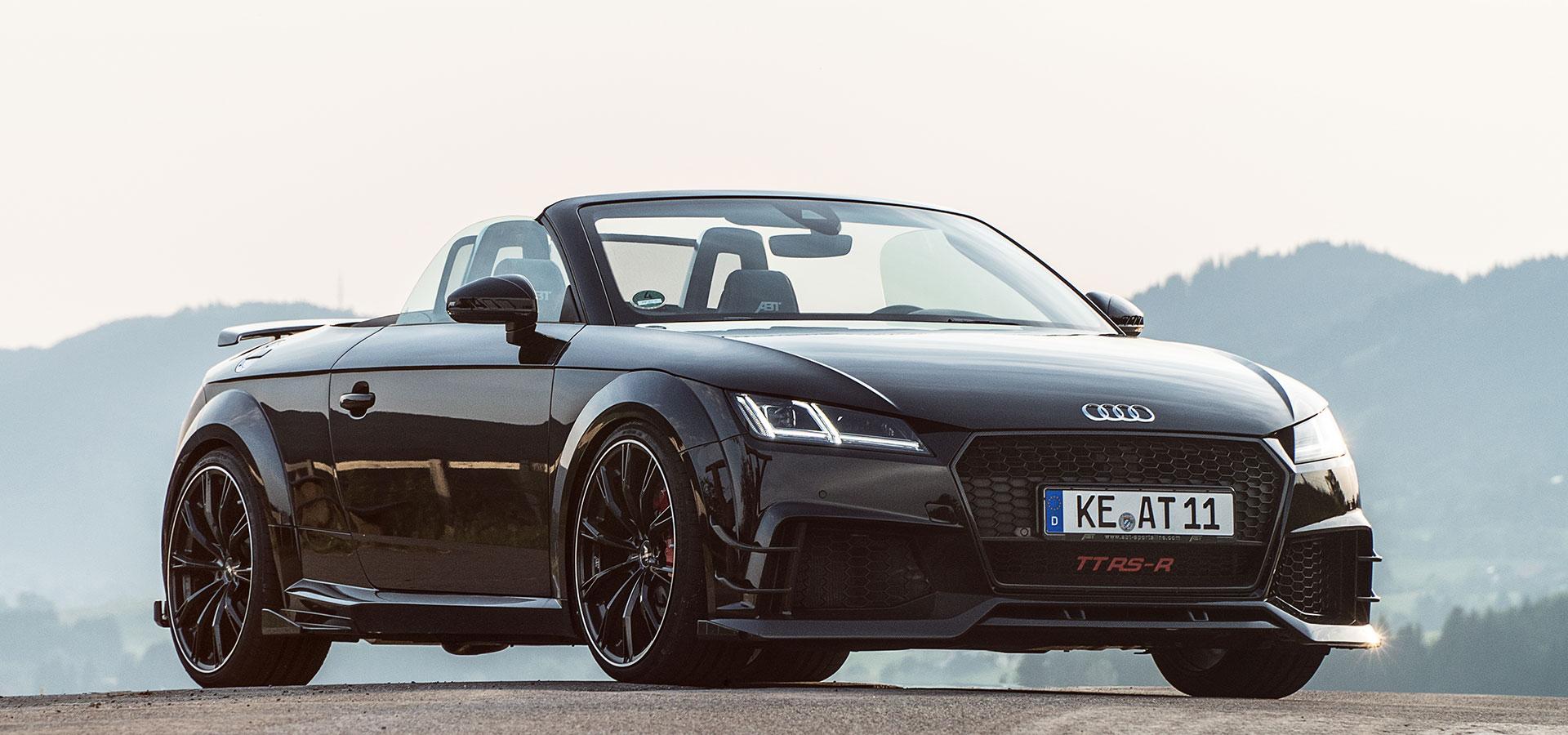 Audi tt roadster power wheels