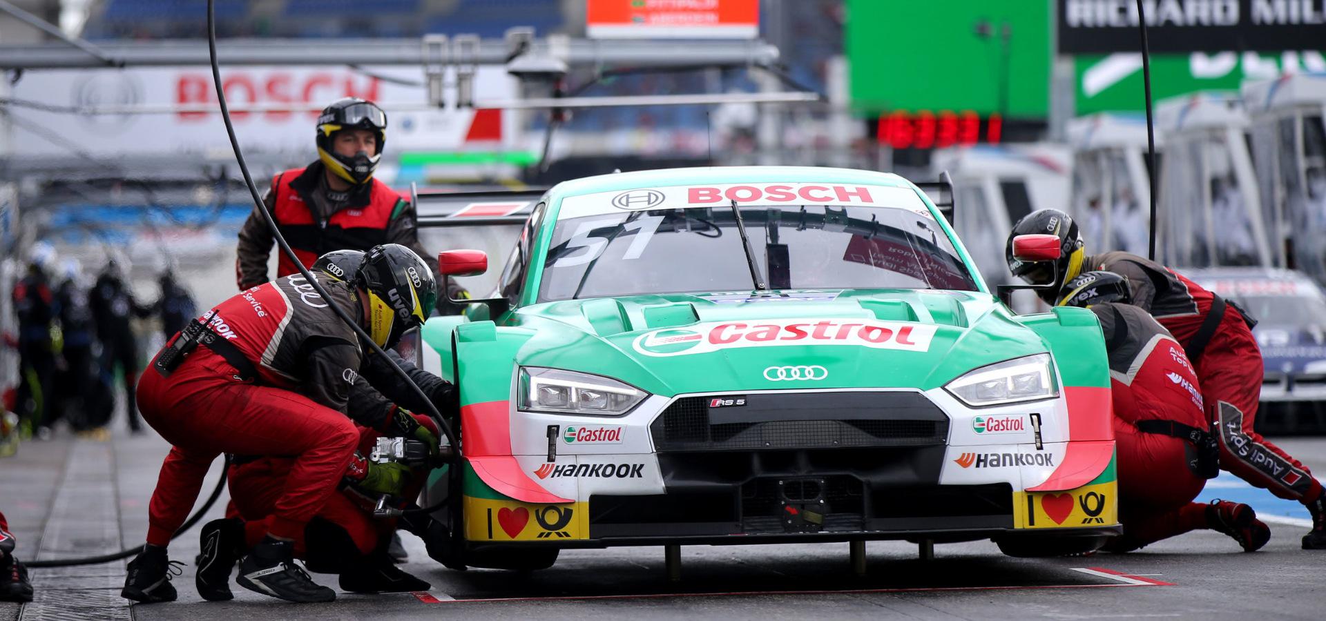 Motorsport - ABT Sportsline