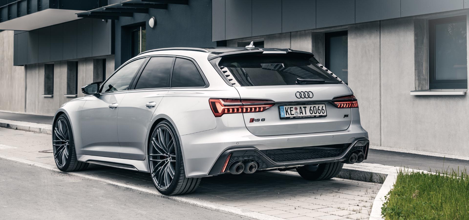 Audi Rs6 Abt Sportsline