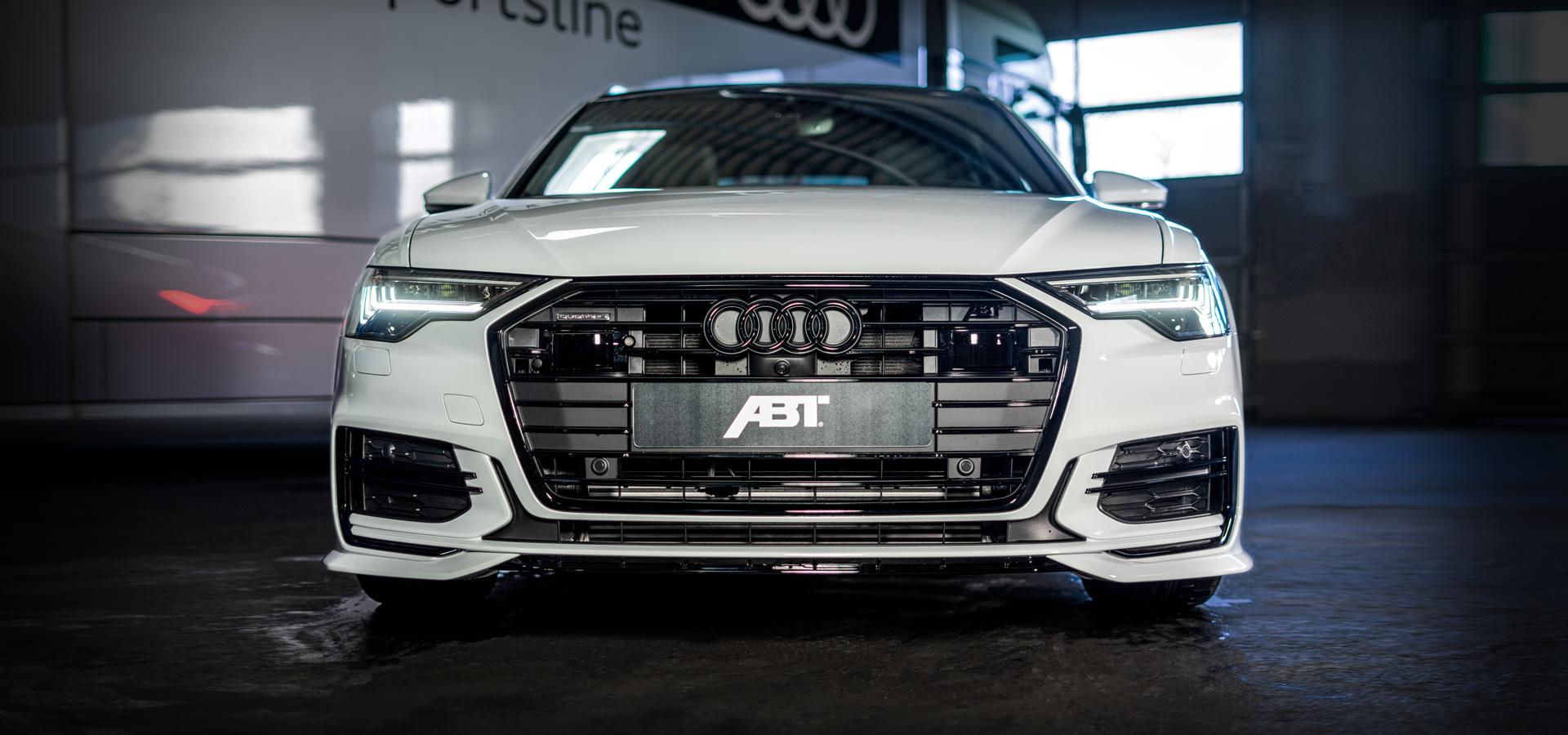 Audi A6 - ABT Sportsline