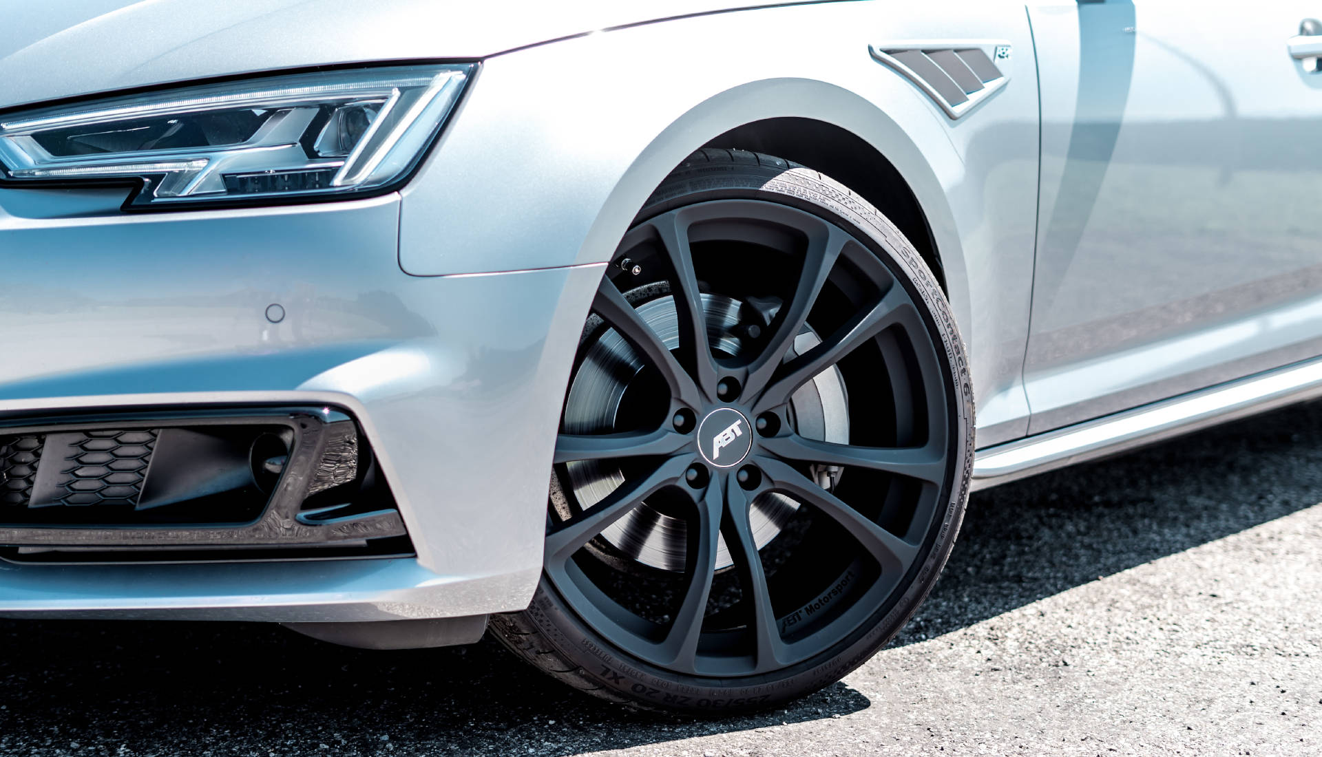 TRANSFORM YOUR AUDI A4 TO AN ABT
