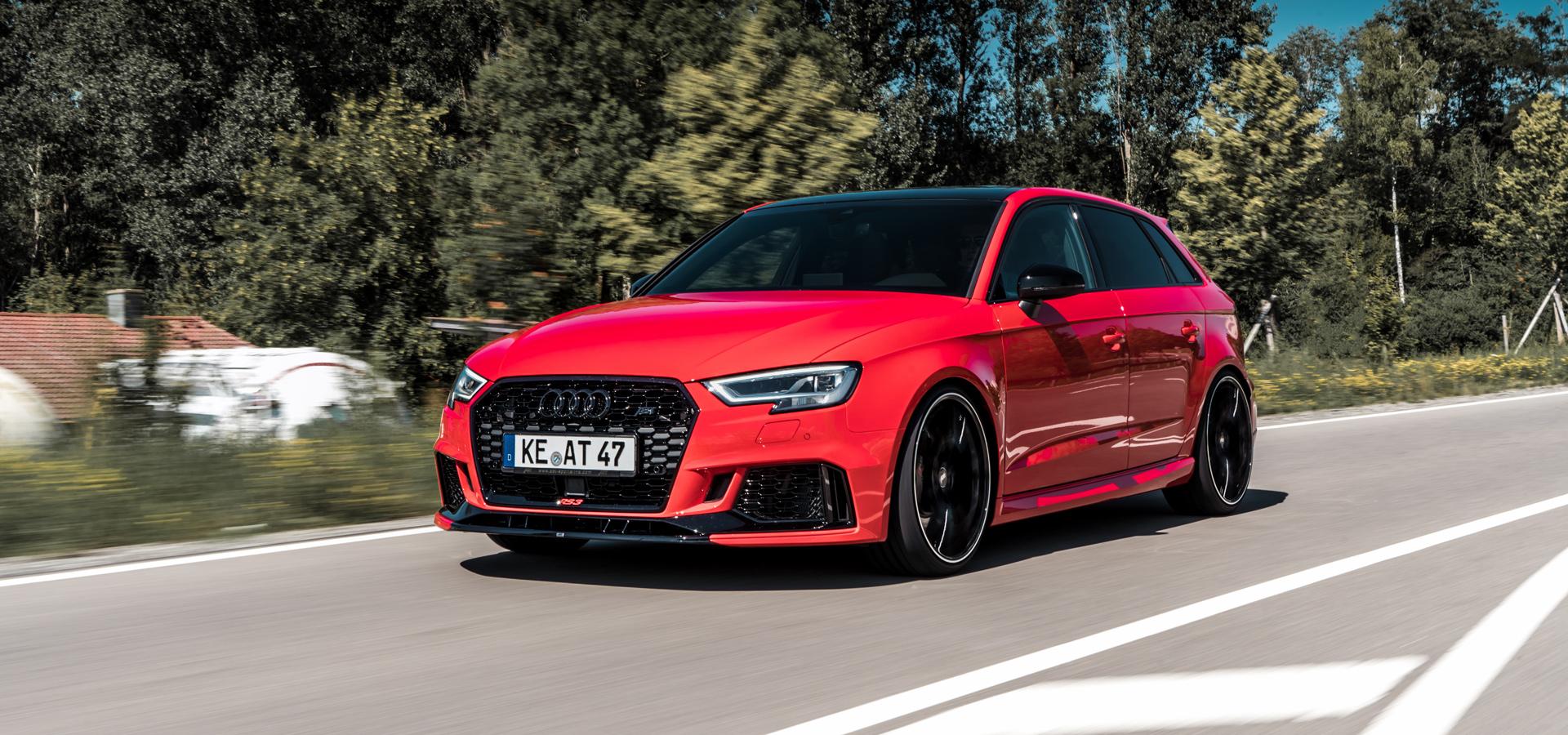 Tuning ABT Sportsline - Audi tuning