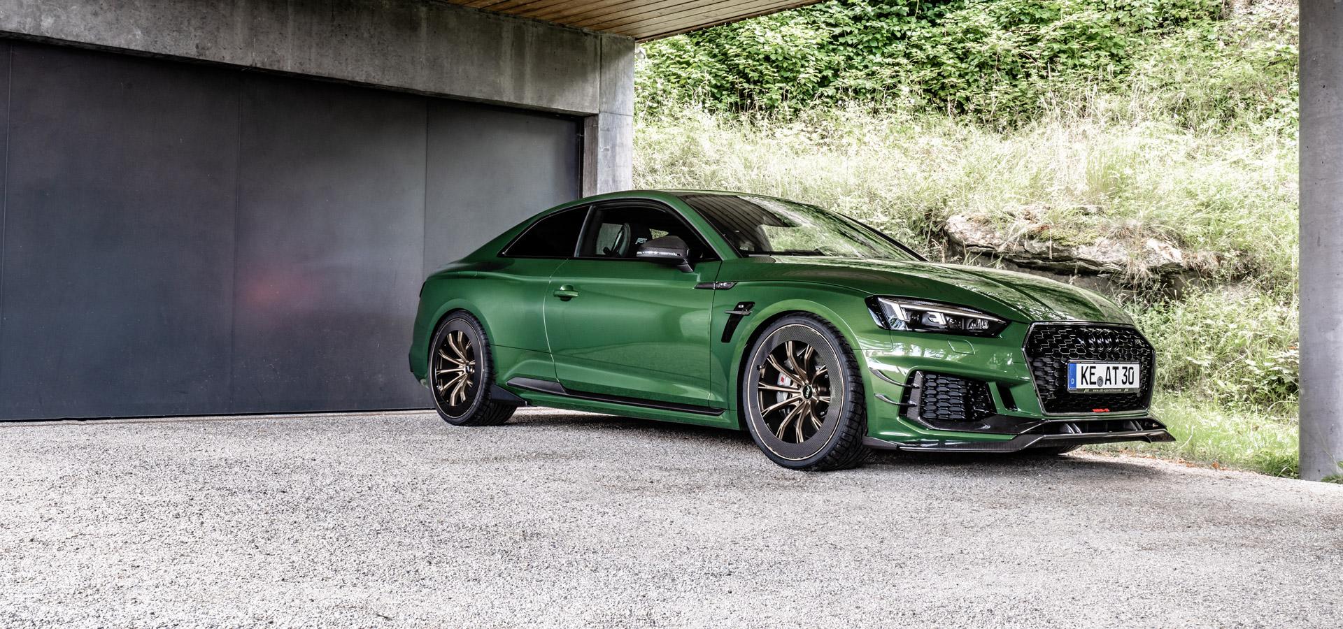 Tuning ABT Sportsline - Audi performance cars