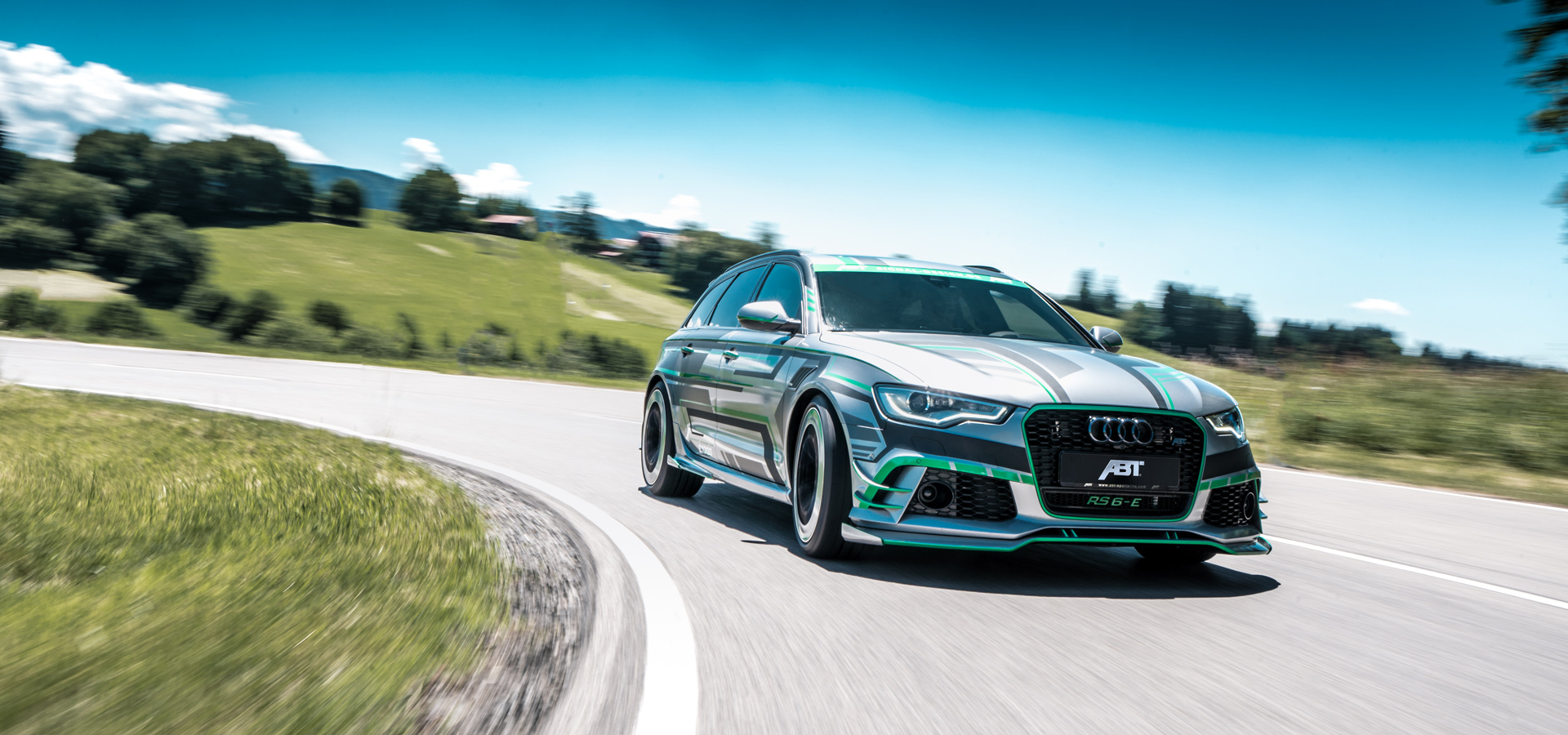Abt Rs6 E With 1 018 Hp Abt Sportsline
