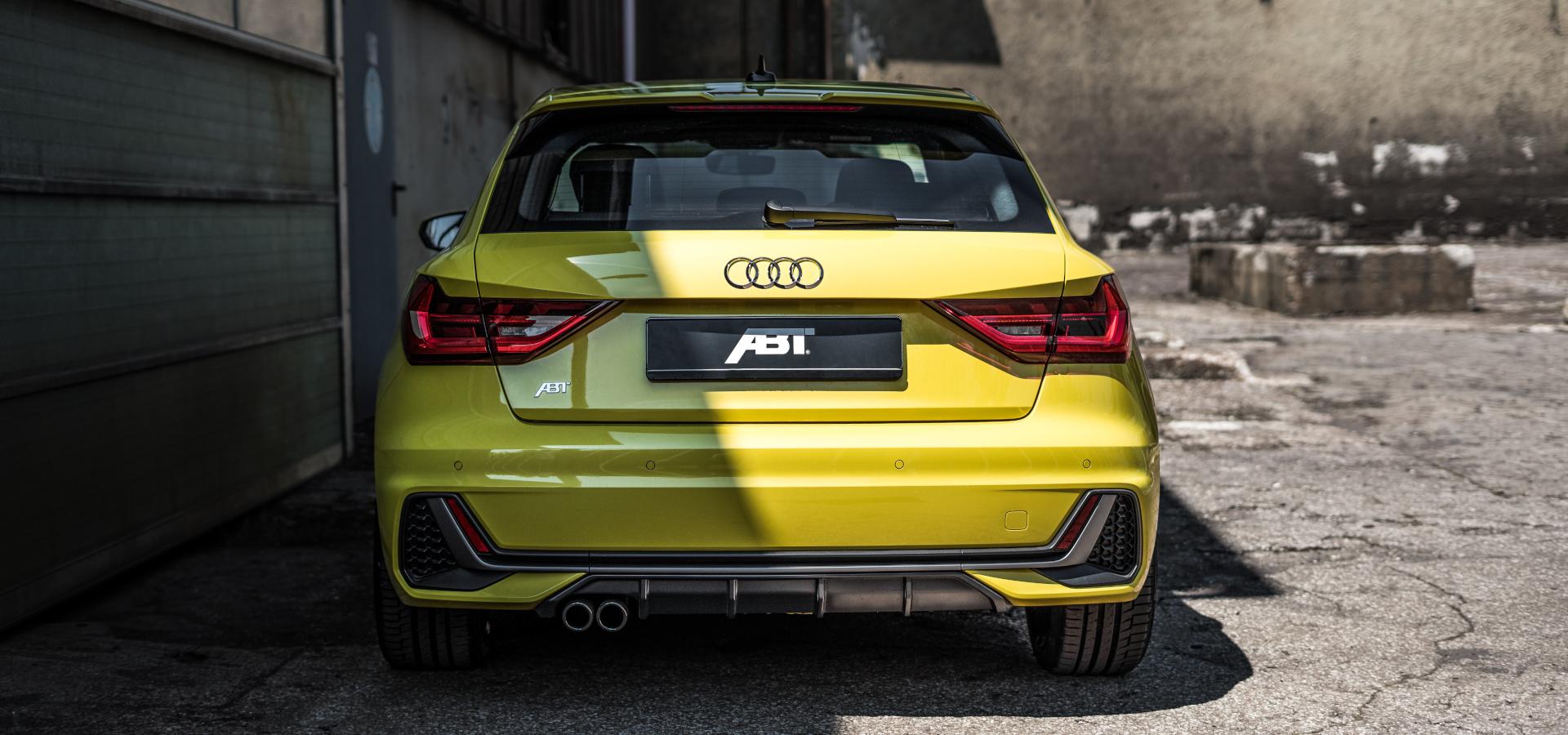 Audi A1 Abt Sportsline