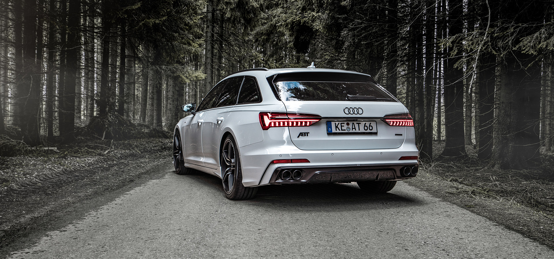 Audi A6 Abt Sportsline