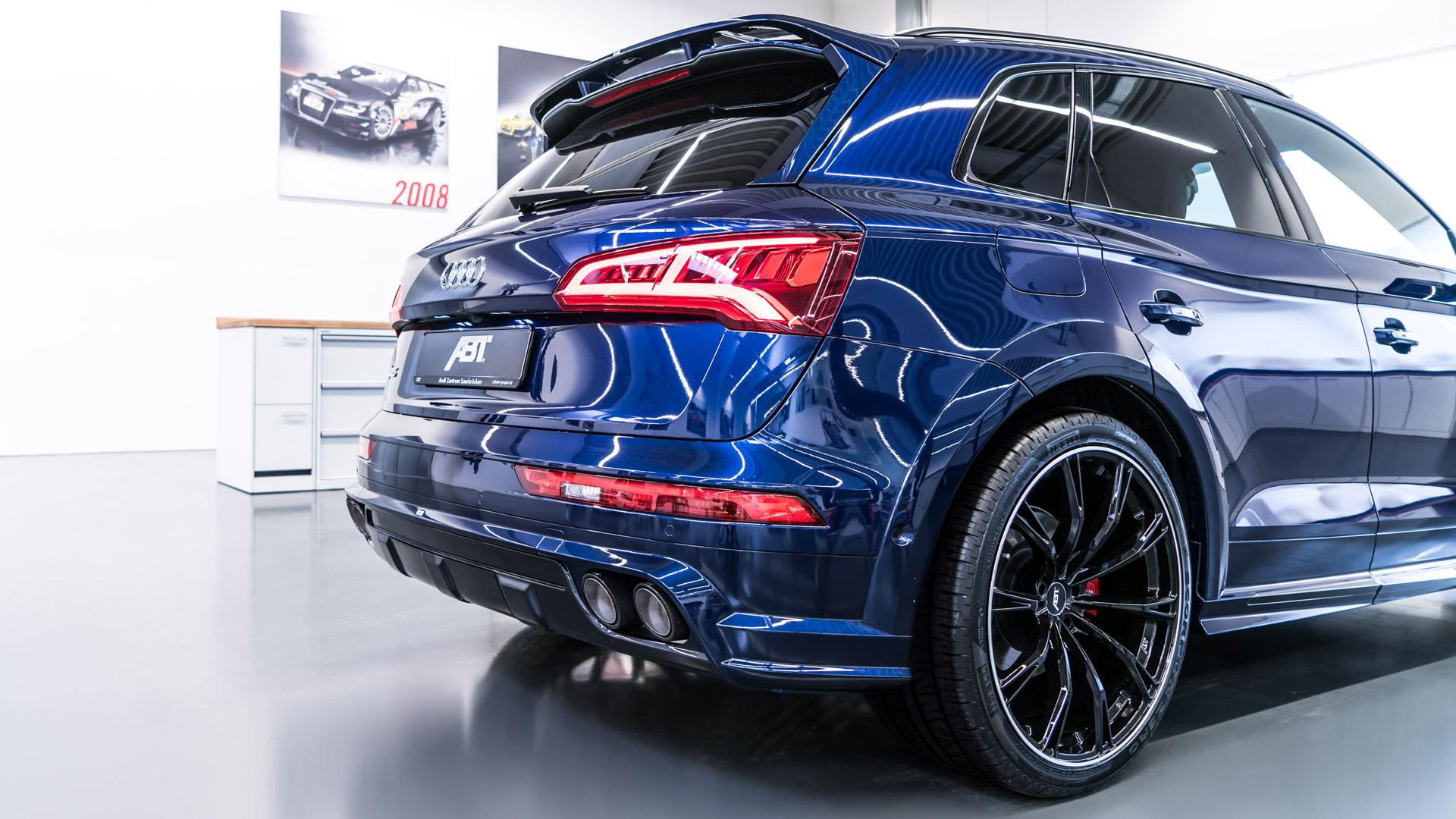 Audi Sq5 Abt Sportsline